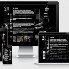Martin Stranzl - 2.0 Automotive - Düsseldorf, Referenz Branding - Print - Responsive Webdesign