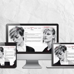 Friseur Edtinger - Referenz Responsive Webdesign
