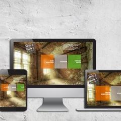 Mieten Bauen Kaufen - Renovieren - Referenz Responsive Webdesign