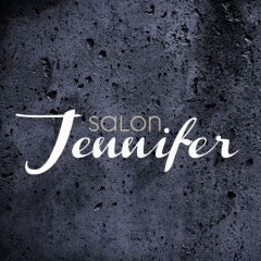 Salon Jennifer - Referenz Logo Redesign